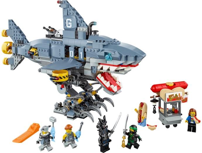 Lego Ninjago 70656 garmadon, Garmadon, GARMADON!