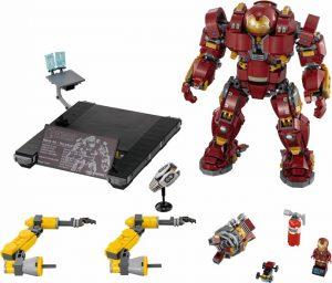 Lego Super Heroes 76105 Hulkintuhoaja: Ultron Versio