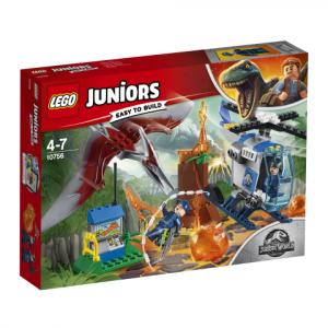 Lego Juniors 10756 Pteranodonin Pako