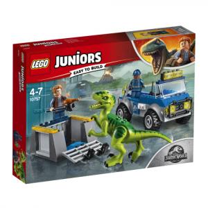 Lego Juniors 10757 Raptorin Pelastusauto