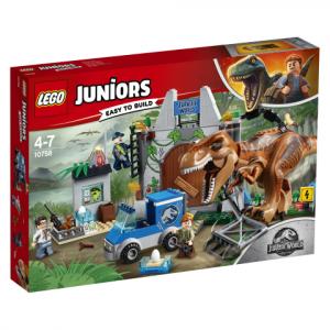 Lego Juniors 10758 T. Rexin Pako