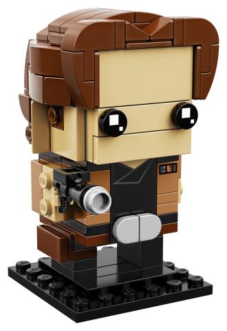 Lego BrickHeadz 41608 Han Solo