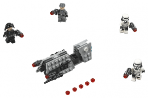 Lego Star Wars 75207 Imperiumin Partio -Taistelupaketti
