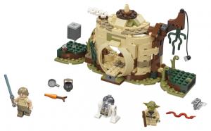 Lego Star Wars 75208 Yodan Maja