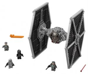 Lego Star Wars 75211 Imperiumin TIE -Hävittäjä
