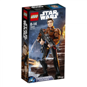 Lego Star Wars 75535 Han Solo