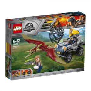Lego Jurassic World 75926 Pteranodonin Takaa-ajo