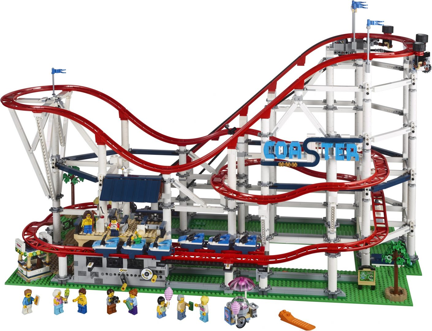 Lego Creator 10261 Vuoristorata