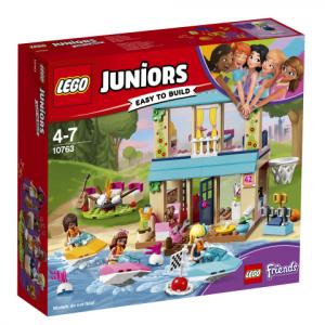 Lego Juniors 10763 Stephanien Järvenrantatalo