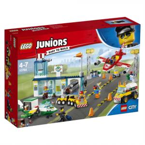 Lego Juniors 10764 Cityn Keskuslentokenttä