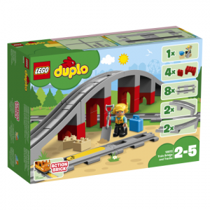 Lego Duplo 10872 Junasilta ja Junarata