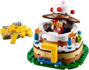 Lego 40153 Syntymäpäiväkoriste