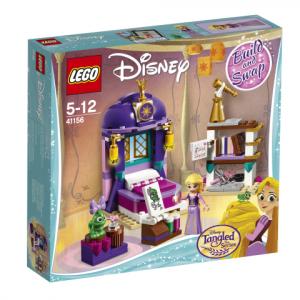 Lego Disney Princess 41156 Tähkäpään Makuuhuone Linnassa