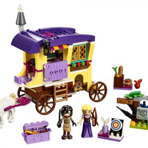 Lego Disney Princess 41157 Tähkäpään Matkavaunut