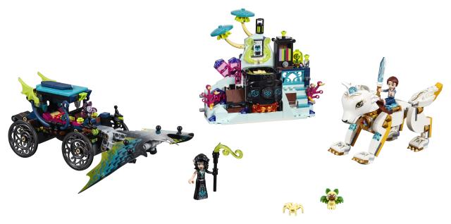 Lego Elves 41195 Emilyn ja Nocturan Välienselvittely