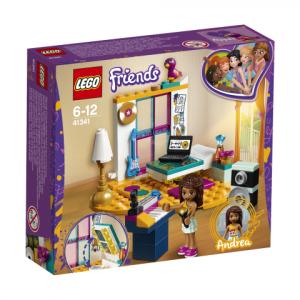 Lego Friends 41341 Andrean Makuuhuone