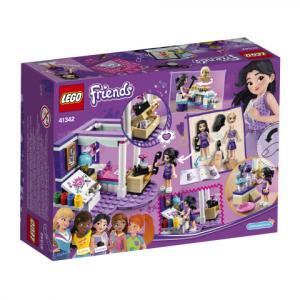Lego Friends 41342 Emman Luksusmakuuhuone