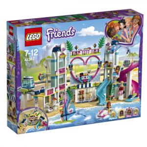 Lego Friends 41347 Heartlake Cityn Lomanviettopaikka