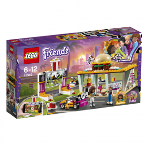Lego Friends 41349 Autokuppila
