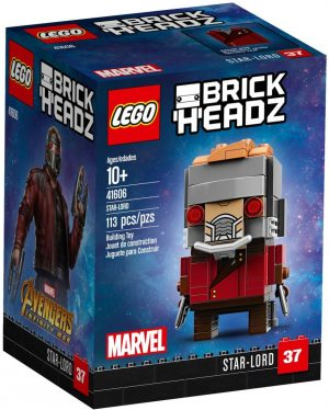 Lego BrickHeadz 41606 Star-Lord
