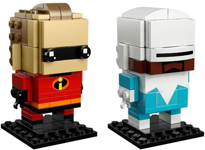 Lego BrickHeadz 41613 Herra Ihme ja Hyytäjä