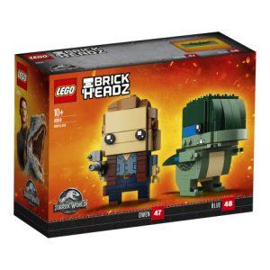 Lego BrickHeadz 41614 Owen & Blue