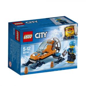 Lego City 60190 Arktinen Jääliitokone