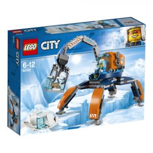 Lego City 60192 Arktinen Jääkulkija