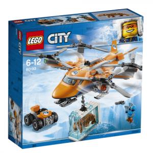 Lego City 60193 Arktinen Ilmakuljetus