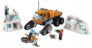 Lego City 60194 Arktinen Tiedusteluauto