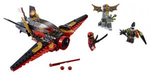 Lego Ninjago 70650 Kohtalon Siipi