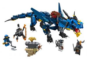 Lego Ninjago 70652 Myrskyntuoja