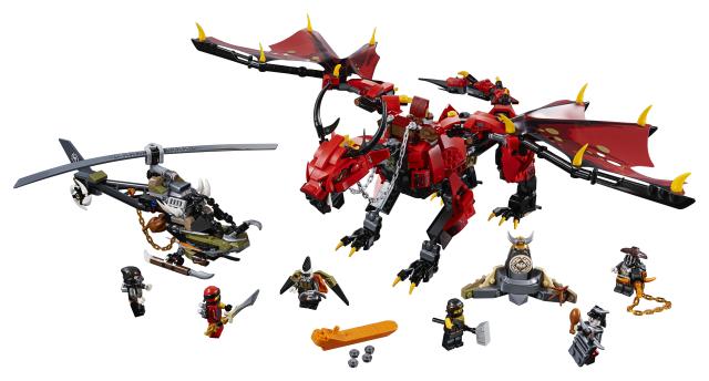 Lego Ninjago 70653 Esikoinen