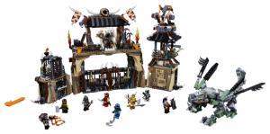 Lego Ninjago 70655 Lohikäärmekuilu