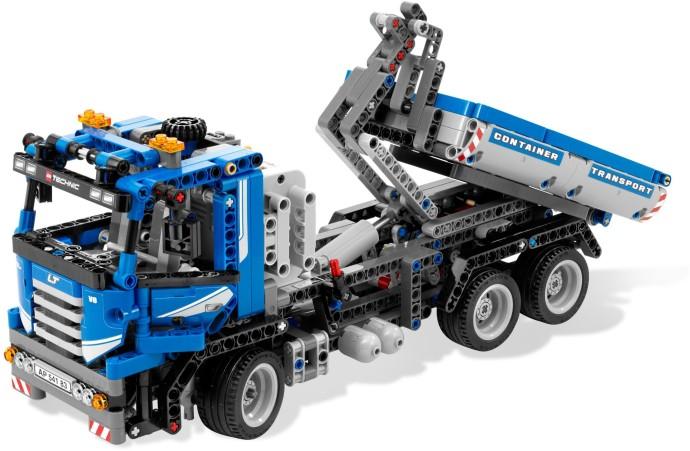 Lego Technic 8052 Konttirekka - Käytetty