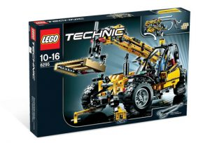 Lego Technic 8295 Kurottaja – Käytetty