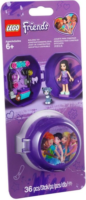 Lego Friends 853776 Emma's Photo Studio Pod
