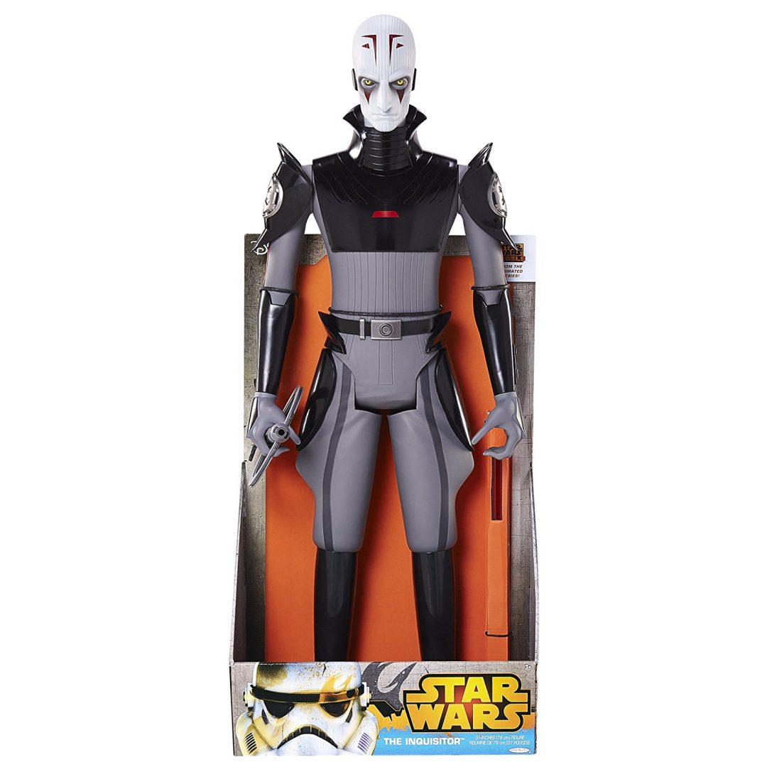 Star Wars The Inquisitor