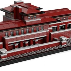 Lego Architecture 21010 Robie House - Käytetty