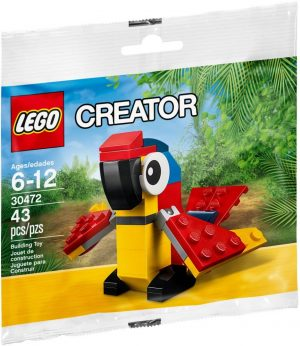 Lego 30472 Papukaija