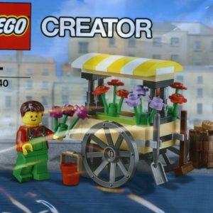 Lego 40140 Flower Cart