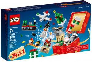 Lego 40222 Christmas Build-Up