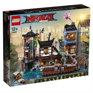 Lego Ninjago 70657 NINJAGO Cityn Satama