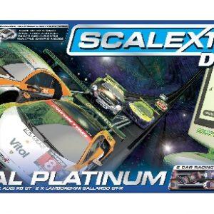 Scalextric C1276 Digital Platinum - Käytetty