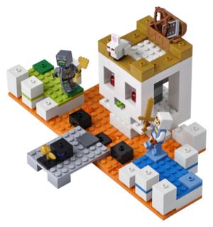 Lego Minecraft 21145 Kalloareena