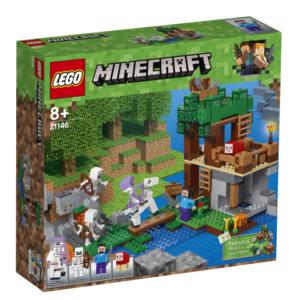Lego Minecraft 21146 Luurankohyökkäys