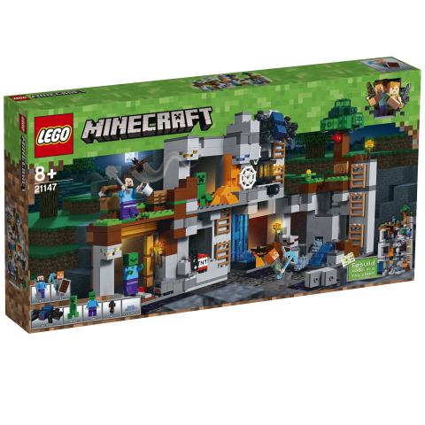 Lego Minecraft 21147 Kallioseikkailut