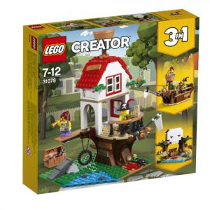 Lego Creator 31078 Puumajan Aarteet