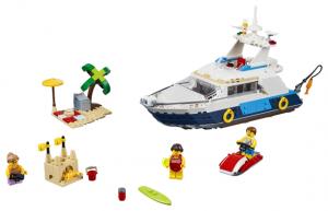 Lego Creator 31083 Risteilyseikkailut
