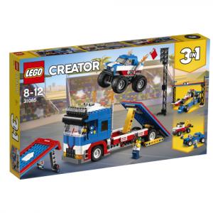 Lego Creator 31085 Liikkuva Stunttishow